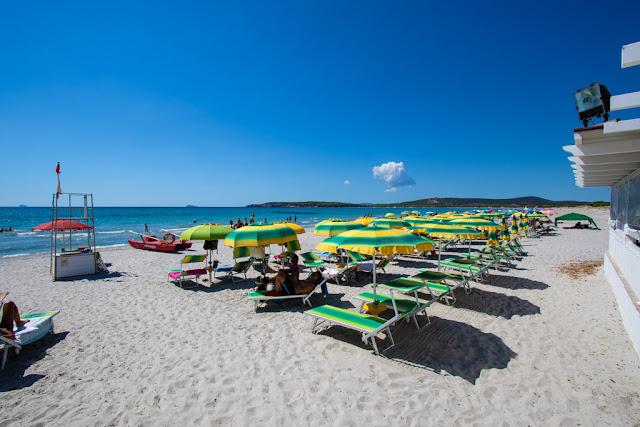 Spiaggia di Is Arenas Biancas-Porto Pino-Lido