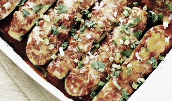 Recetas Barquitas Mexicanas Pollo