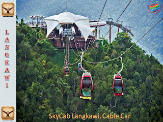 SkyCab Langkawi, Cable Car