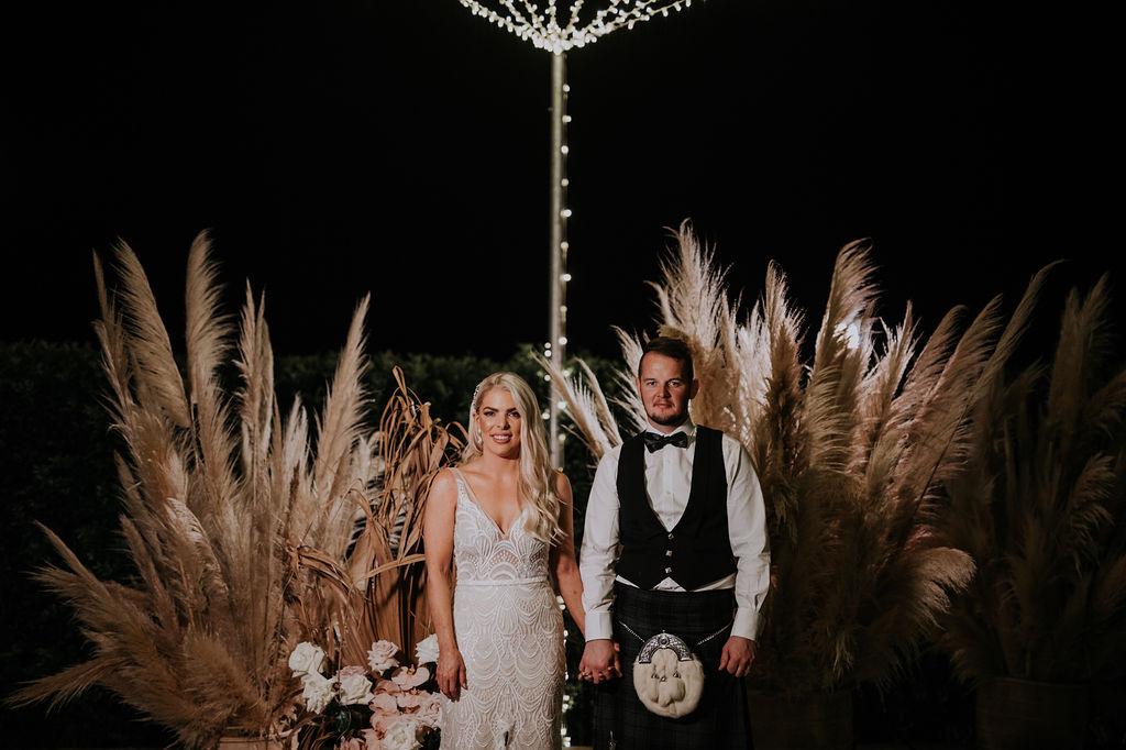 byron bay wedding bridal gown florals florido weddings photography