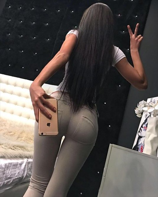 Fitness Model Svetlana Bilyalova
