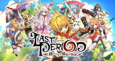 Ver Last Period: Owarinaki Rasen no Monogatari Online