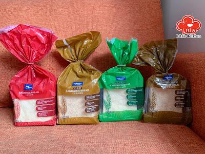 Meadows三文治包 100%日本優質麵粉製造 內有創意食譜提案