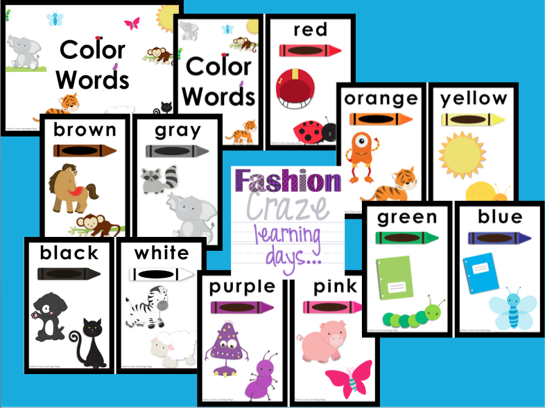 Easy To Read Classroom Decor Fashion Craze Learning Days