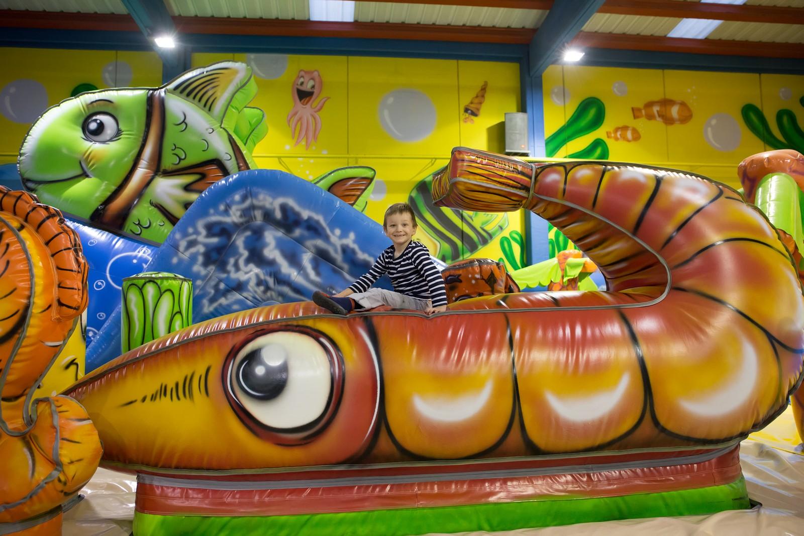 Детский развлекательный центр Коста-Брава