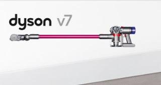 PRueba el aspirador sin cable Dyson V7
