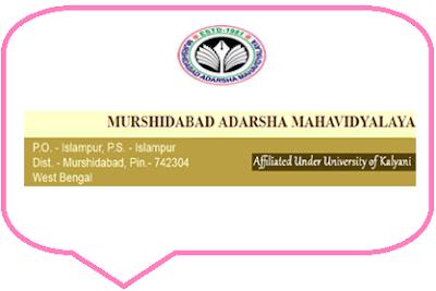 Murshidabad Adarsha College