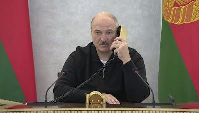 El presidente de Bielorrusia, Alexánder Lukashenko
