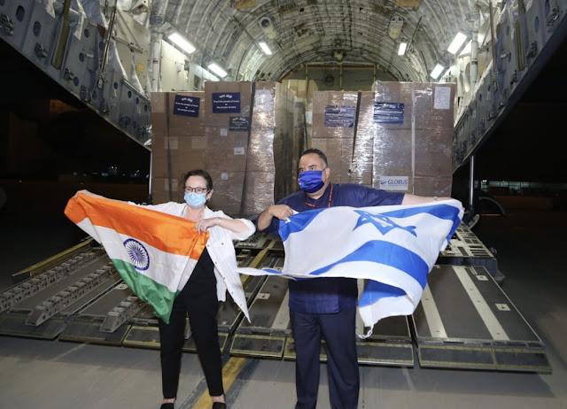 भारत और जापान ने इजराइल का किया खुलकर समर्थन