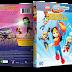 Capa DVD Lego DC Super Hero Girls: Escola de Super-Vilãs