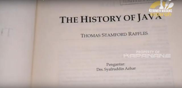 [Sejarah Kebumen] Letak Kadipaten Panjer Sebenarnya dan Legenda Kupu Tarung, Agenda Pengaburan Sejarah