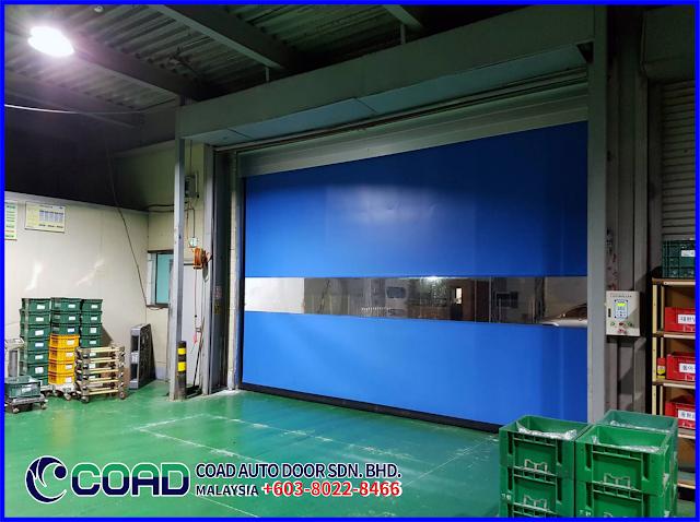 Pintu Industri, Pintu Kilang Automatik, Pintu Berkelajuan Tinggi, Pintu Automatik Malaysia, Jual pintu Automatik Malaysia, Pengeluar Pintu Kilang Automatik,