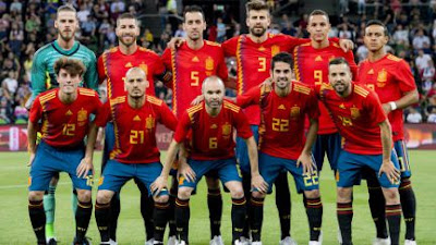 Spain Football Team 11 photo