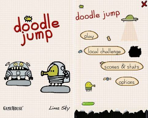Doodle jump deluxe free download