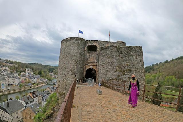 Bouillon Castle history