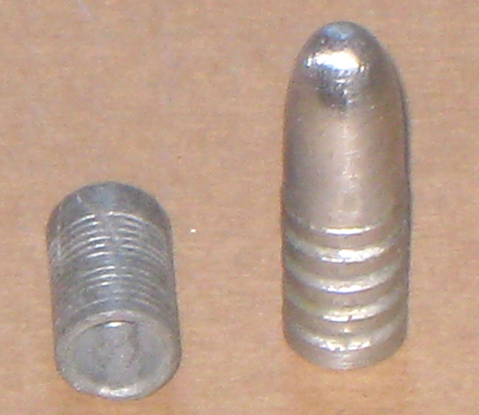 Bob Shell's Blog: Casting VS Swaging Which One Is Best