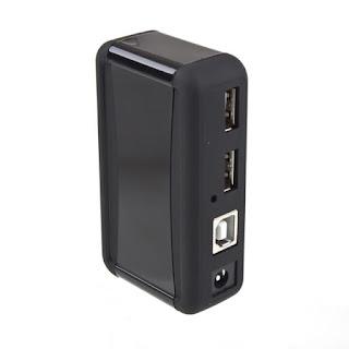 HUB USB CON ALIMENTAZIONE