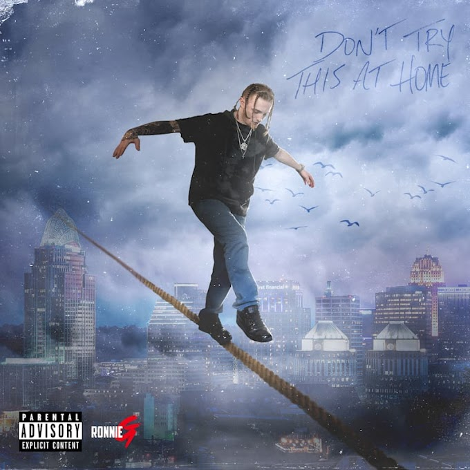 """Best album of the week: """"Don't Try This at Home"""" by Ronnie G"""