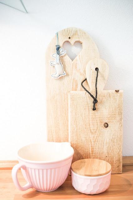 Holzbrettchen DIY