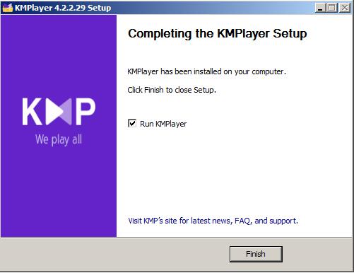Hướng dẫn cài đặt KMPlayer trên máy tính h