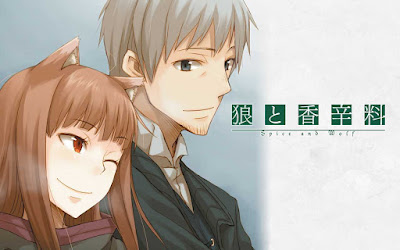 light novel spice and wolf download
