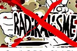 Membahas Pengertian Radikalisme Beserta Sejarah, Ciri, Kelebihan, Kekurangan Terlengkap Disini