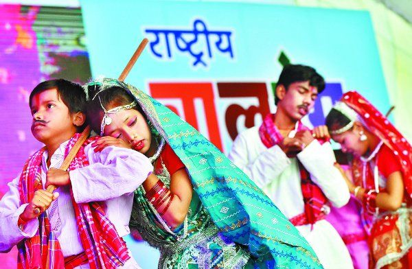 भोपाल के इंदिरा गाँधी राष्ट्रीय मानव संग्रहालय में आयोजित होने वाले राष्ट्रीय बालरंग-Indira-Gandhi-National-Human-Museum-of-Bhopal-will-be-a-better-arrangement-for-organizing-National-Balrang-Competition