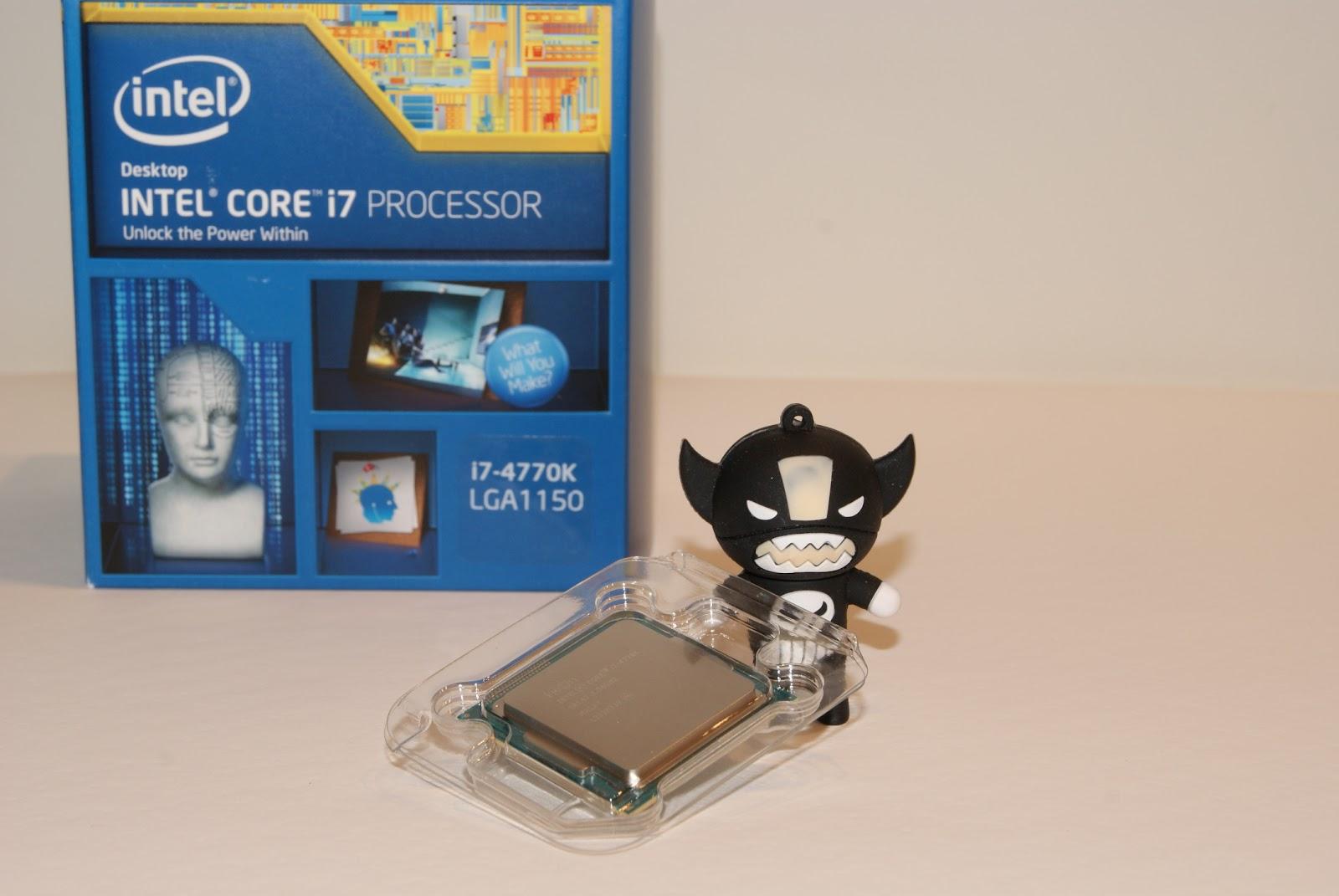 Intel Core i7-4770K, procesador Haswell más potente