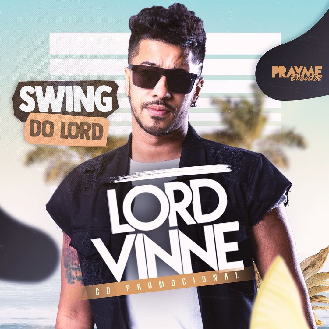 Lord Vinne - Swing do Lord - Promocional - Novembro - 2020
