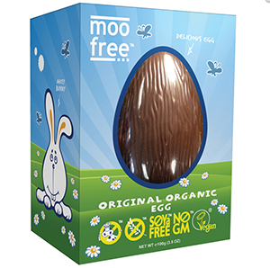 dairy free easter egg, milk free, moo free, holland and barrett