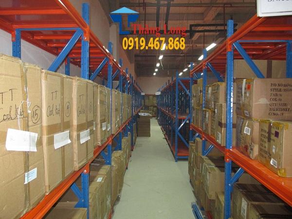 Tư vấn mua kệ kho hạng trung trọng tải 150-500kg