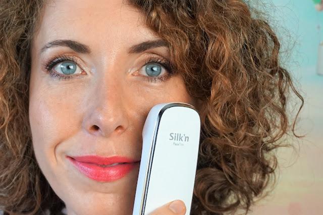 Premières impressions sur le Silk'n Face Tite no sponsor