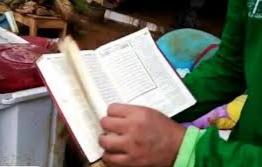 Urutan doa nisfu sya'ban dan surat Yasin