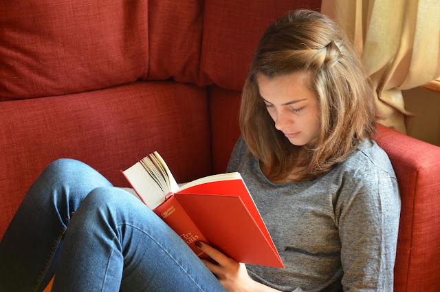 Turn Your Teens into Readers: 5 Tips to Encourage Teenage Reading