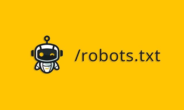 cara setting robot.txt di blogspot