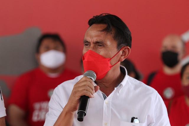 Presentan evidencias de la intervención de los gobiernos panistas en el proceso electoral
