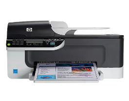 HP Officejet J4580 All-in-One Printer Driver Downloads & Software for Windows