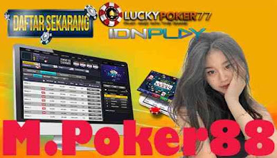 M.Poker88