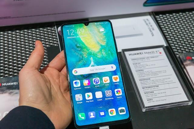 Huawei Nova 7 Pro  स्पेसिफिकेशन