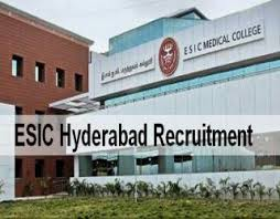 ESIC Hyderabad Recruitment for 81 Faculty, Super Specialist, Senior and Junior Resident & Other Posts Apply Online @ esic.nic.in /2020/01/ESIC-Recruitment-for-Faculty-Super-Specialist-Senior-and-Junior-Resident-and-Other-Posts-Apply-Online-at-esic.nic.in.html