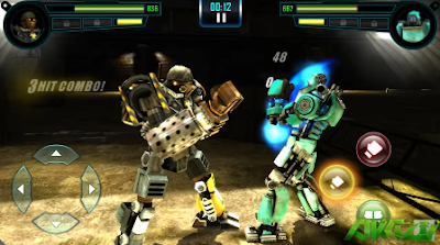 Real Steel World Robot Boxing Mod Apk Lot of Money