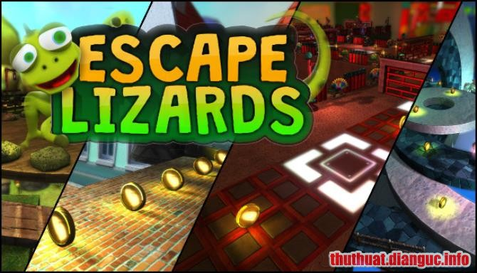Download Game Escape Lizards Full Cr@ck