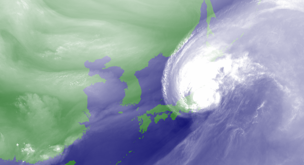 Super Typhoon Hagibis makes landfall in Japan