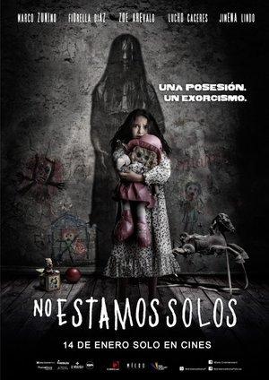 Poster No estamos solos 2016