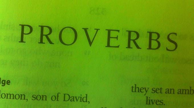 Proverbs : Pengertian, Ciri-ciri, Contoh dan Latihan Soalnya