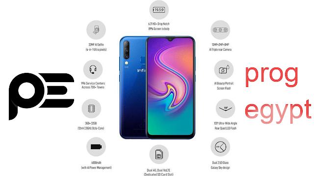 سعر و مواصفات هاتف Infinix S4 | وأهم المميزات والعيوب