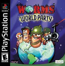 descargar worms world party playstation 1 por mega
