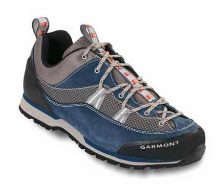 Garmont Sticky Rock Hiking Shoes Suede For Men