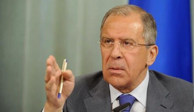 لافروف: لسنا مع الأسد لأنه يعجبنا ولكن لأنه يدافع عن المنطقة برمتها من الإرهاب