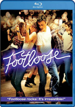 Footloose 2011 BluRay 400Mb Hindi Dual Audio 480p